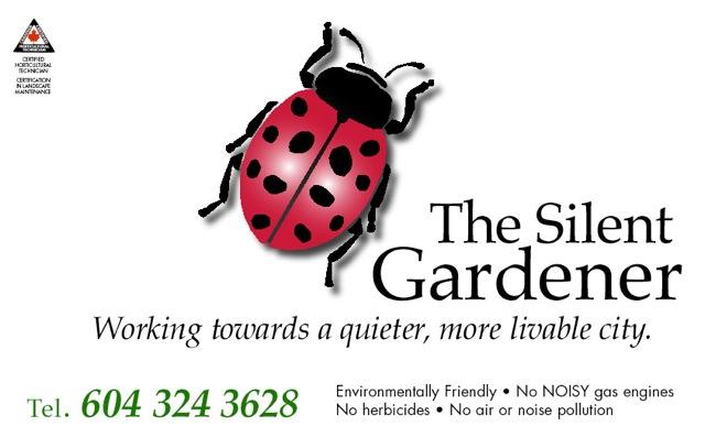 The Silent Gardener Ltd.
