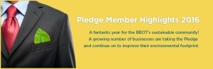 Pledge member highlights