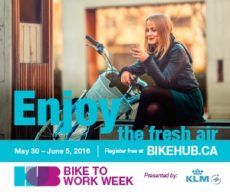 HUB Bike to Work Week
