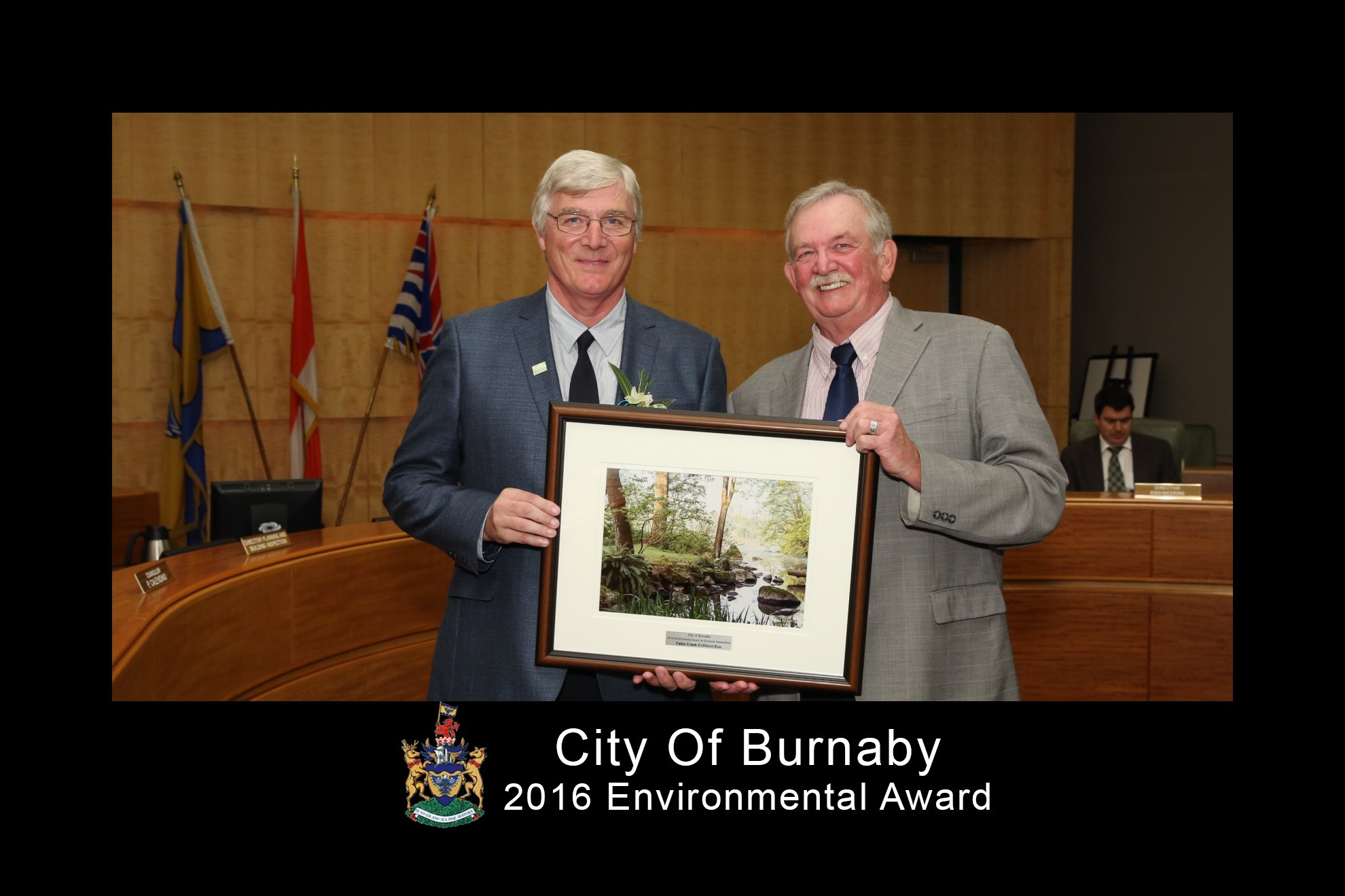 City of Burnaby 2016 Environmental Award – Falsecreek Collision Eco
