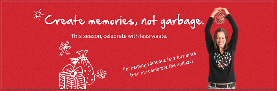 Create Memories Not Garbage