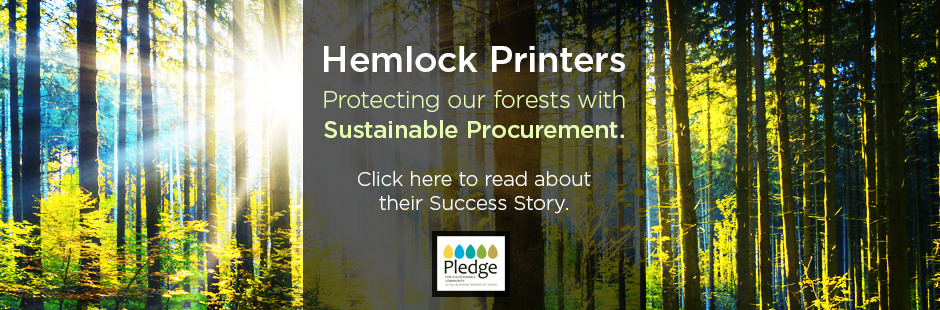 Hemlock Printers: Protecting Our Forests with Sustainable Procurement