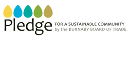 Burnaby Board of Trade Pledge