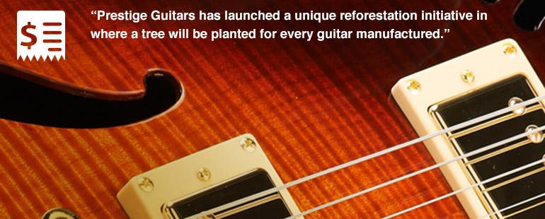 Prestige Guitars Ltd, Vancouver