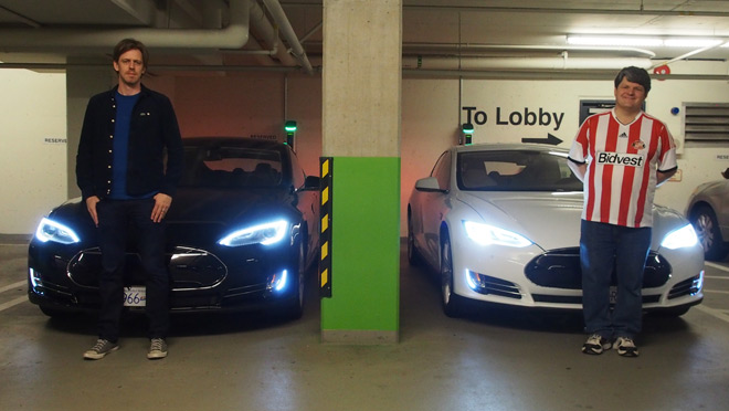 Tesla owners get a charge out of working for Electronic Arts