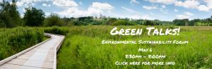 Green Talks! 2015