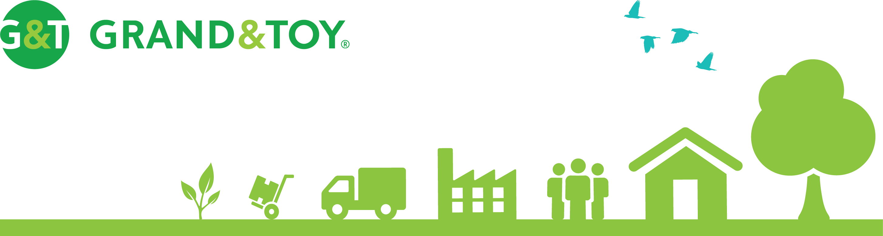 Sustainability for a Stronger Business Profile: Spotlight on Grand & Toy